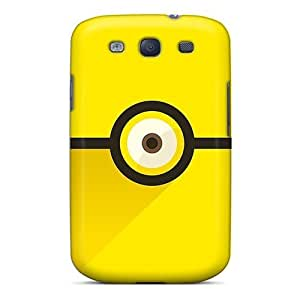 Cute Appearance /Hard DHmdJux1645NDUvt Minion Minimal For HTC One M7 Case Cover
