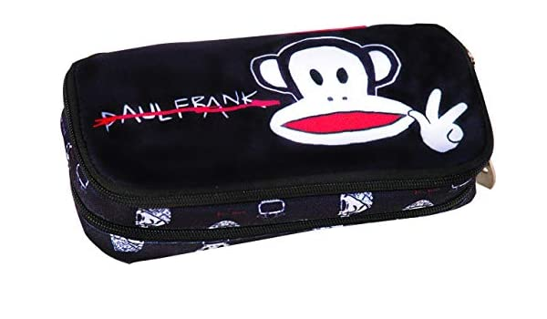 Paul Frank Pencil Case - Federmäppchen - trousse - asticcio - Estuche 338-62141: Amazon.es: Juguetes y juegos