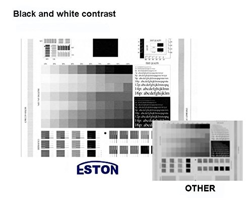 ESTON 1 PACK Printhead Replacement for HP 564 Printhead (5-slot) & 5 PACK (BK PBK C M Y) 564XL High Yield Ink Cartridge by ESTON (Image #1)