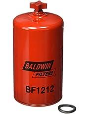 Baldwin BF1212 Heavy Duty Diesel Fuel Spin-On Filter