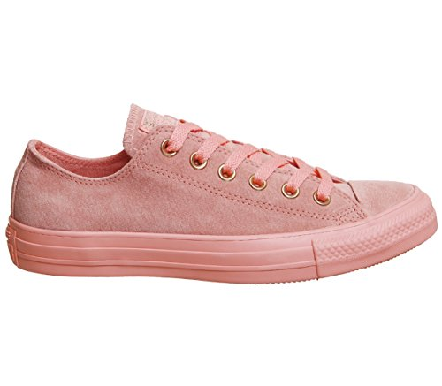 Converse Unisex-Adult Chuck Taylor All Star Core Ox Trainers Hot Punch Mono Exclusive UBZTXeTH