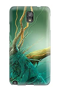 Tpu Fashionable Design Bacteria Rugged Case Cover For Galaxy Note 3 New