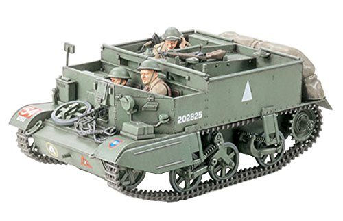 (British Universal Carrier Mk.ii Forced Reconnaissance - 1:35 Scale Military -)