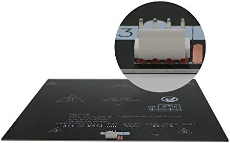 jgaurora 3d impresora plataformas 310 * 310 mm aluminio beheiztes ...