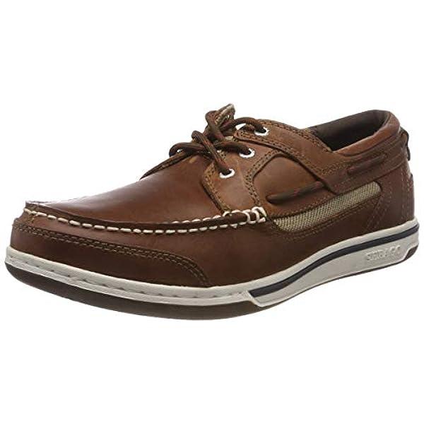 Chaussures Bateau Homme Sebago Triton Three Eyelets NBK