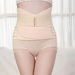 Xiao&fei Maternity Belt Support-Waist Postpartum Abdomen Belt