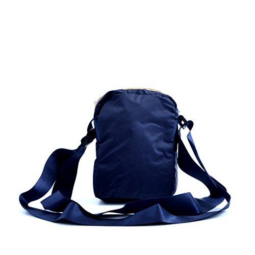 K-Way - Cartera de mano para hombre Azul azul