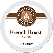 French Roast K-Cups Coffee Pack, 24/Box