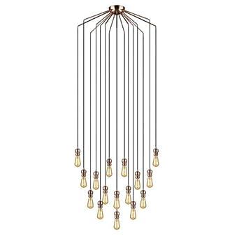 Lustre 16 Lampes Design Oros Market Set Amazon Fr Luminaires Et