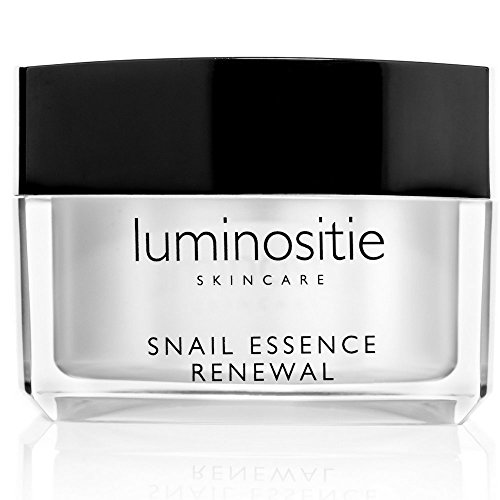 Essence Night Cream (Snail Essence Renewal Premium Snail Cream For Face - Korean Skincare Snail Secretion Face Cream. Use Morning & Night For Younger Skin)