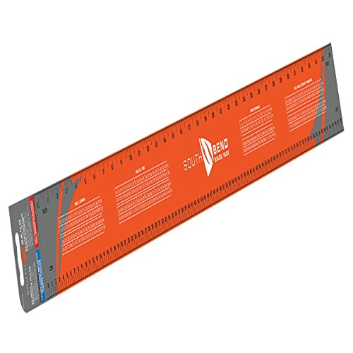 South Bend Adhesive Ruler, 36-Inch