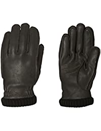Deerskin Primaloft Rib Leather Work and Driving Glove
