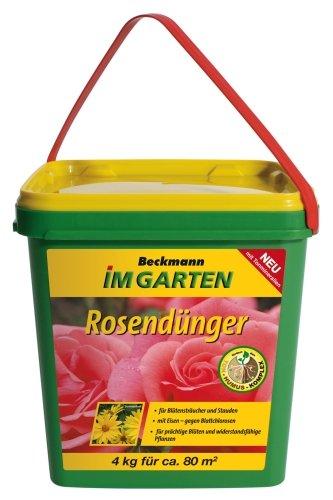 Rosen-Dünger 4 kg