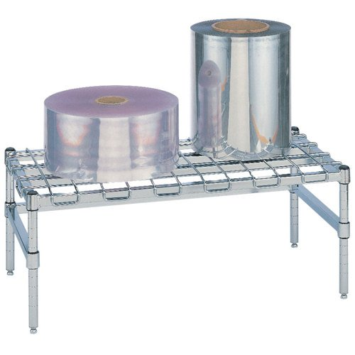 Metro HP53S Super Erecta Dunnage Rack with Mat