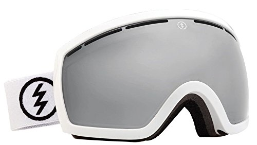 総ホワイト(ブロンズW /シルバー) Electric eg2.5ミラースキースノーボードゴーグル B072KHKD92