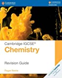Cambridge IGCSE® Chemistry Revision Guide (Cambridge International IGCSE)