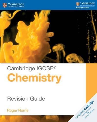 Cambridge IGCSE Chemistry Revision Guide (Cambridge International IGCSE)