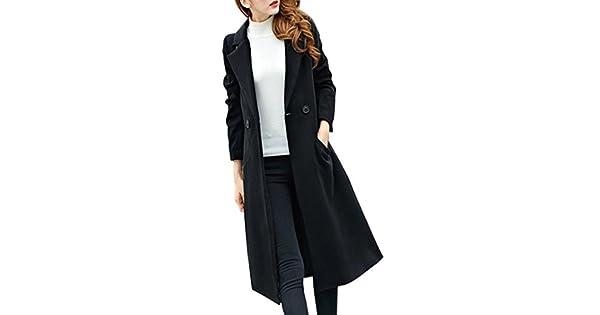 Amazon.com: Transer Mujeres Plus Tamaño Long chaqueta de ...