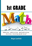 1st GRADE MATH: Addition,Subtraction,Multiplication, Division, Learning made Easy! Pdf