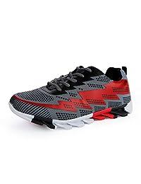 Hawkwell Men's Athletic Flex Comfort Lightweight Running Shoes