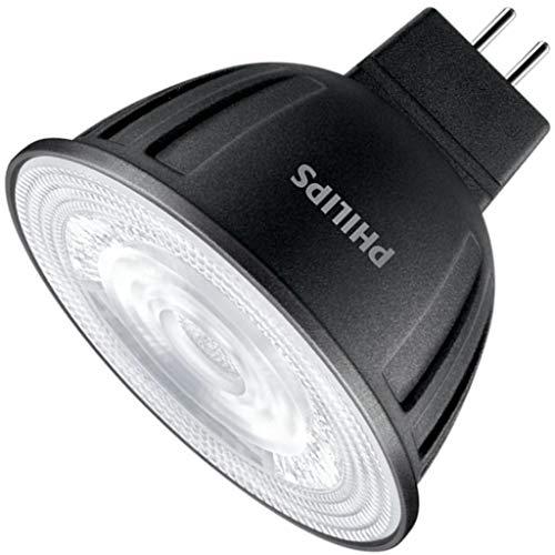 W 3000K 35° MR16 LED Bulb, GU5.3 Base, Enclosed Rated ()