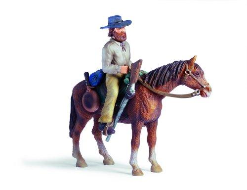 - Schleich Trapper on Horse