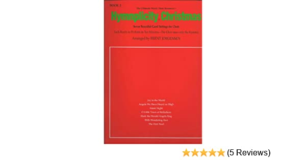 Hymnplicity Christmas The Ultimate Ward Choir Resource Book 2