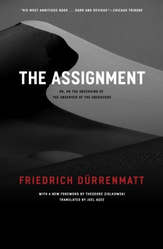 The Assignment: or, On the Observing of the Observer of the Observers (Heritage of Sociology)
