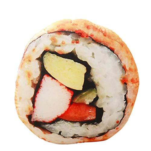 NIUQY Venta Especial Simulación Sushi Huevo Tartas Costillas ...