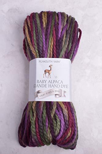 (Plymouth Baby Alpaca Grande Hand Dye 2 Mardi Gras)