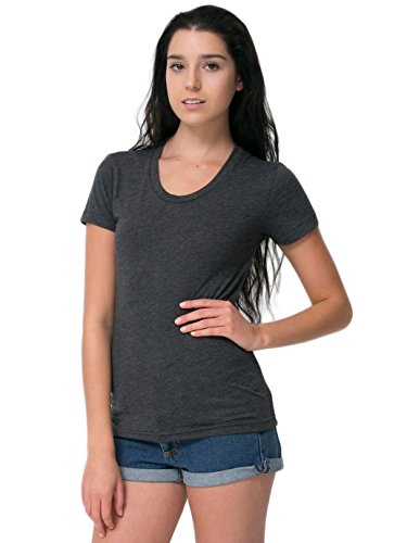 american-apparel-womens-poly-cotton-short-sleeve-womenss-t-size-m-heather