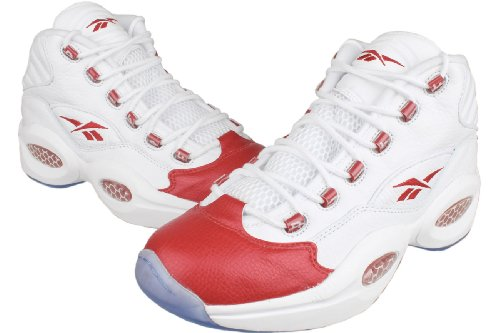 Zapato Reebok Classic Pregunta mediana Blanco