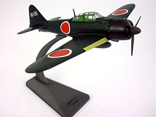 Mitsubishi A6M2 Zero Japanese Fighter 1/72 Scale Diecast ()
