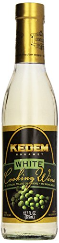 Kedem White Cooking Wine, 12.7 (White Cooking Wine)