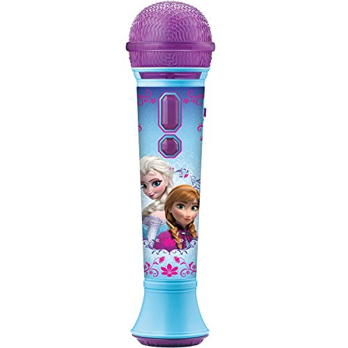 092298917436 - KIDdesigns Frozen Magical MP3 Microphone-Colors Mary Vary carousel main 2