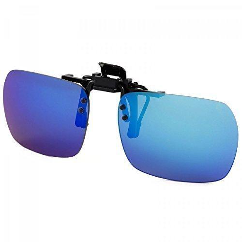 Polbrillen Sonnenbrille Pol Brillen Aufsatz Clipon Clip On's Polarisiert 20234