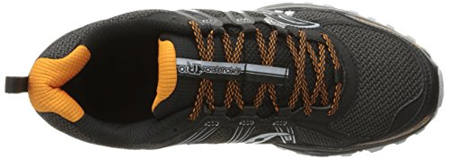 Saucony Men's Grid Excursion Tr10 Men's Footwear Grey/Black/Orange