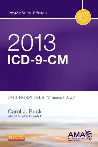 ICD-9-CM 2013 for Hospitals, Vols 1,2,3, Professional, Compact (AMA ICD-9-CM for Hospitals (Professional Compact))