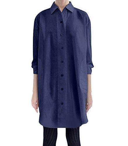 3/4 sleeve dress shirt - 3