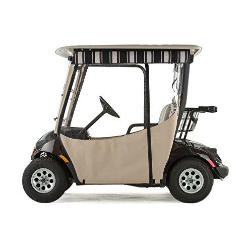 Yamaha Drive 2 Golf Cart PRO-TOURING Sunbrella Track Enclosure - ()
