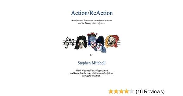 Action ReAction  A unique and innovative technique for actors and ... cc8eddd35a
