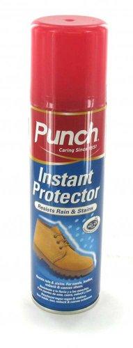 Punch Shoe Care Mens Footwear Protector Spray
