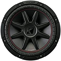 Kicker 12 800 Watt CompVR 4 Ohm DVC Sub Woofer Car Power Subwoofer | 43CVR124