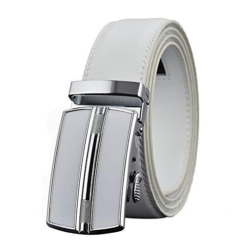Lllm fibbia automatica Cintura da con Cinture 115cm da 110cm uomo classica uomo dU0nYa