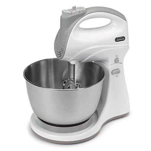 NEW Sunbeam Hand & Stand 5-Speed Mixer FPSBHS030-MASTER