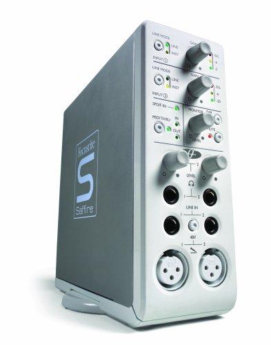Focusrite Saffire 4 In/10 Out Firewire Audio Interface (Focusrite Saffire Pro 24 Dsp Firewire Audio Interface)