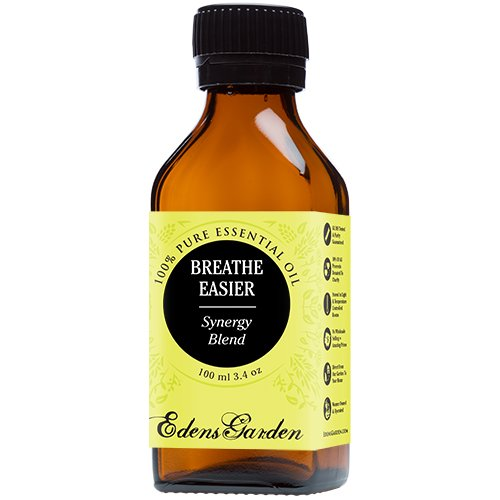 Freeshipping breath e easier synergy blend essential oil by edens garden 100 ml peppermint Edens garden essential oils coupon