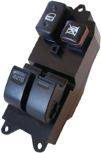 (SWITCHDOCTOR Window Master Switch for 1992-1997 Toyota Camry Coupe (2 door))