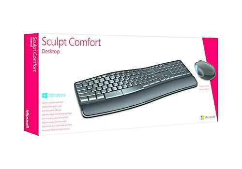 274 opinioni per Microsoft Sculpt Comfort Desktop Tastiera
