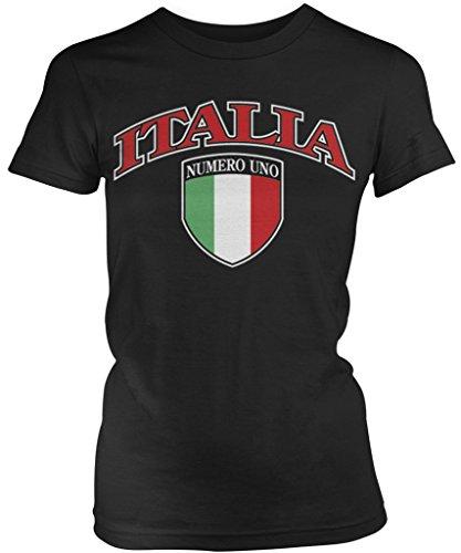 italia-crest-italian-pride-italy-flag-shield-juniors-ladies-t-shirt-amdesco-black-small